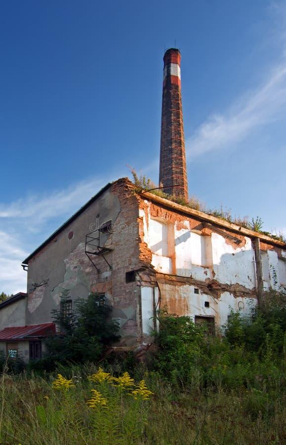 fabryka zdjęcia stock