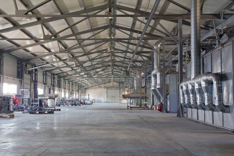 fabryka przemysłowa zdjęcie stock