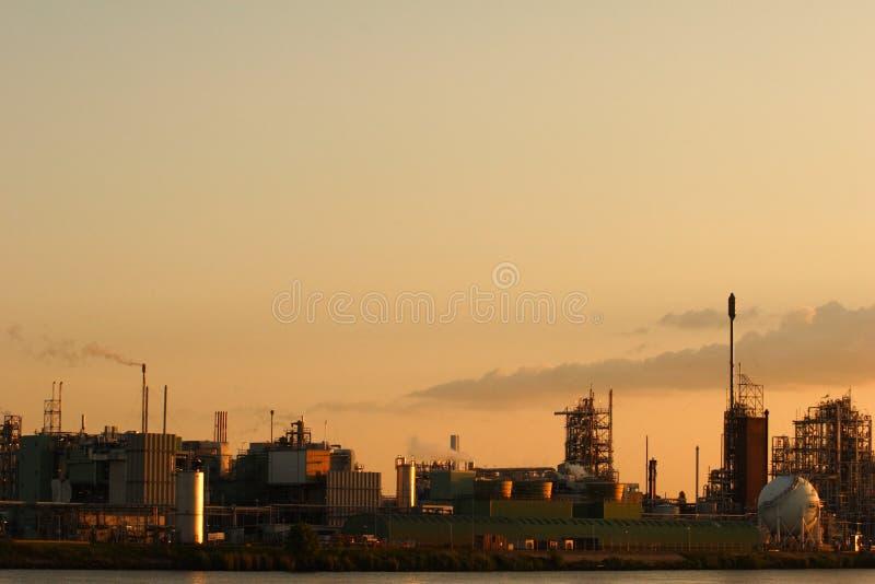 Fabryka Słońca Obraz Stock