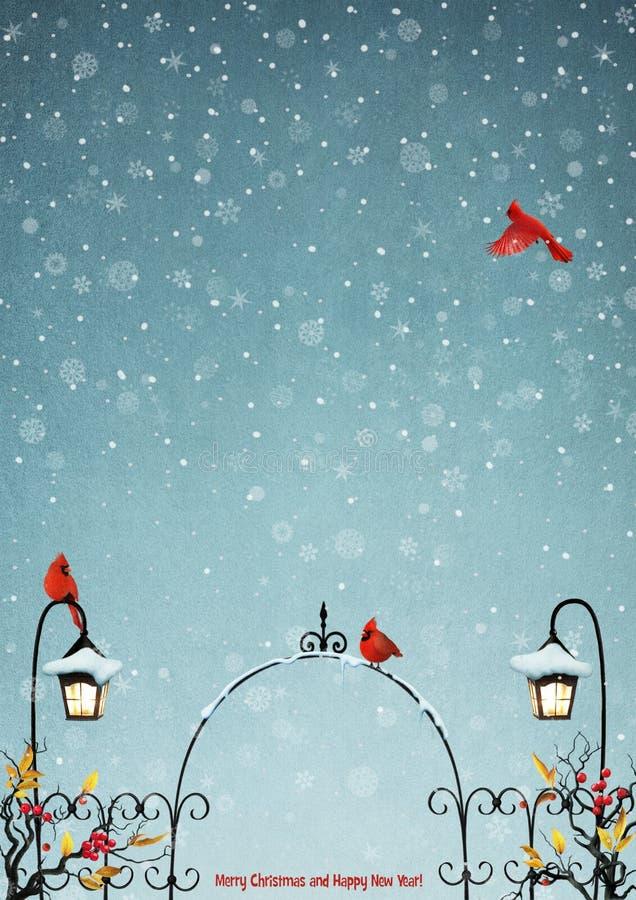 Fabulous background royalty free illustration
