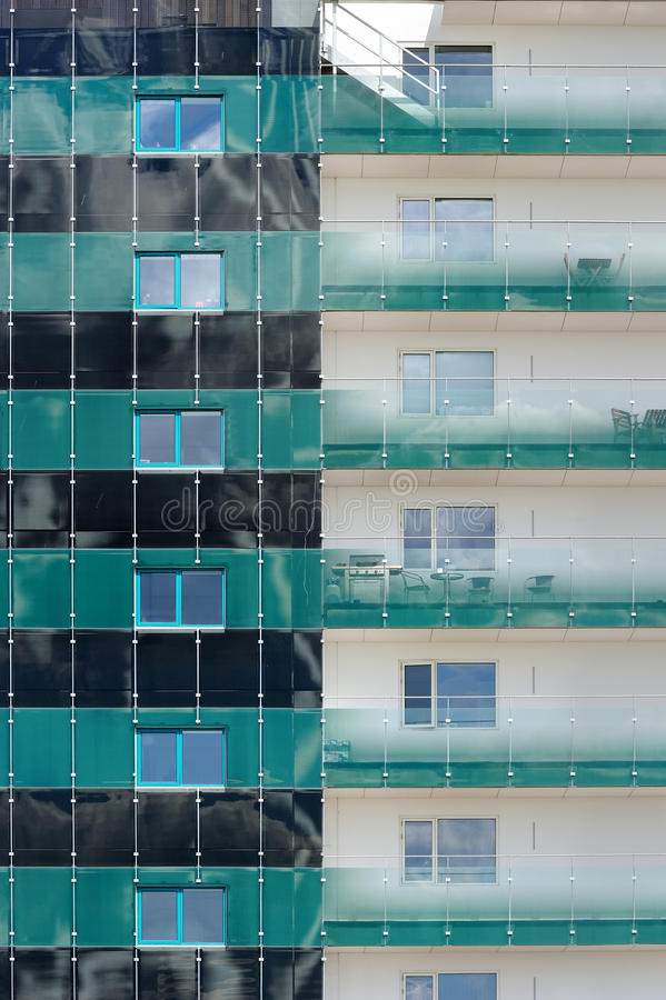 Download Facade stock image. Image of construction, pattern, glassed - 25421283