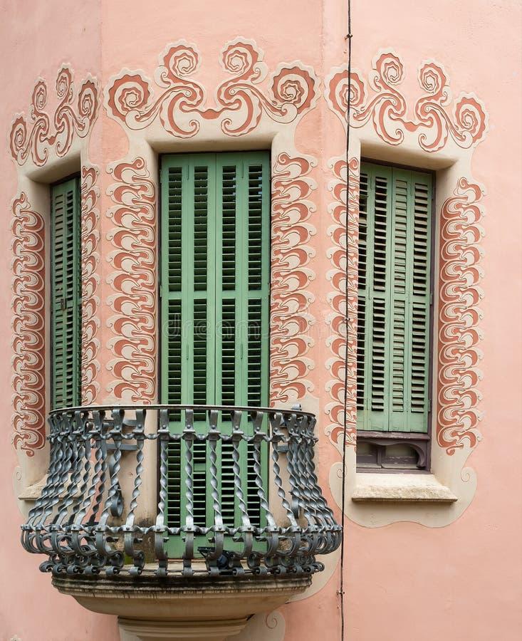 Facade of Antoni Gaudi