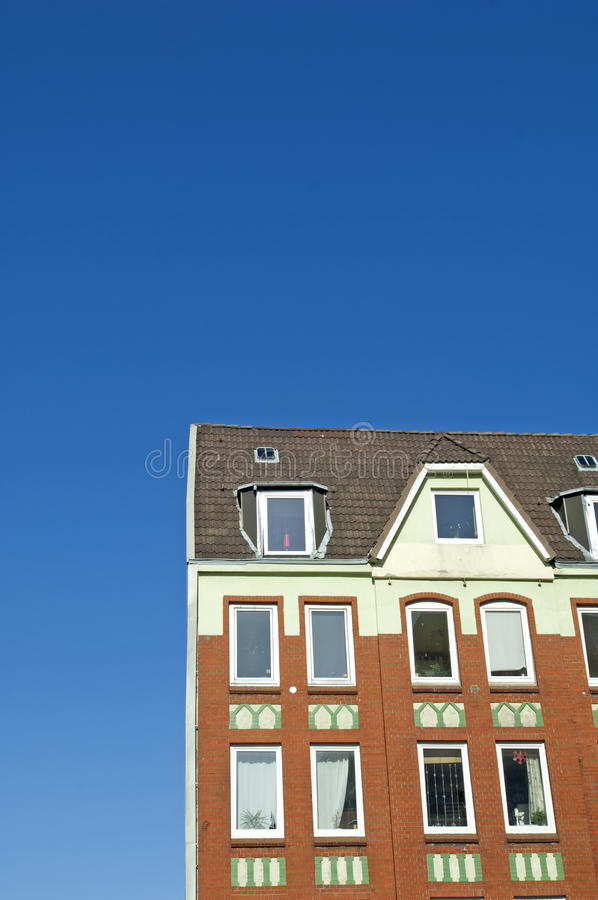 Download Facade Of An Art Nouveau Building Stock Image - Image of house, window: 20672257