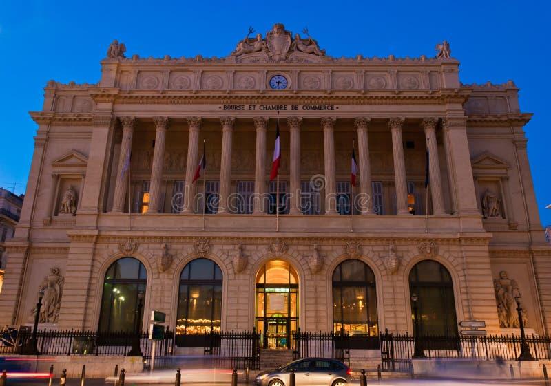 Marseille's Landmark stock images