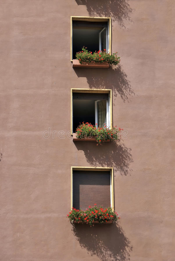 Download Facade in Brown stock image. Image of decor, architecture - 21810295