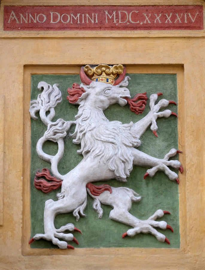 Download Facade Coat Of Arms On The Landhaus Historic Center Listed As World Heritage By UNESCO In Graz Stock Image - Image of facade, graz: 90563013