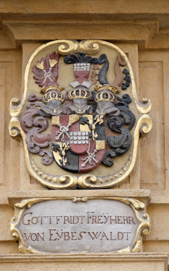 Download Facade Coat Of Arms On The Landhaus Historic Center Listed As World Heritage By UNESCO In Graz Stock Image - Image of europe, architecture: 90562741