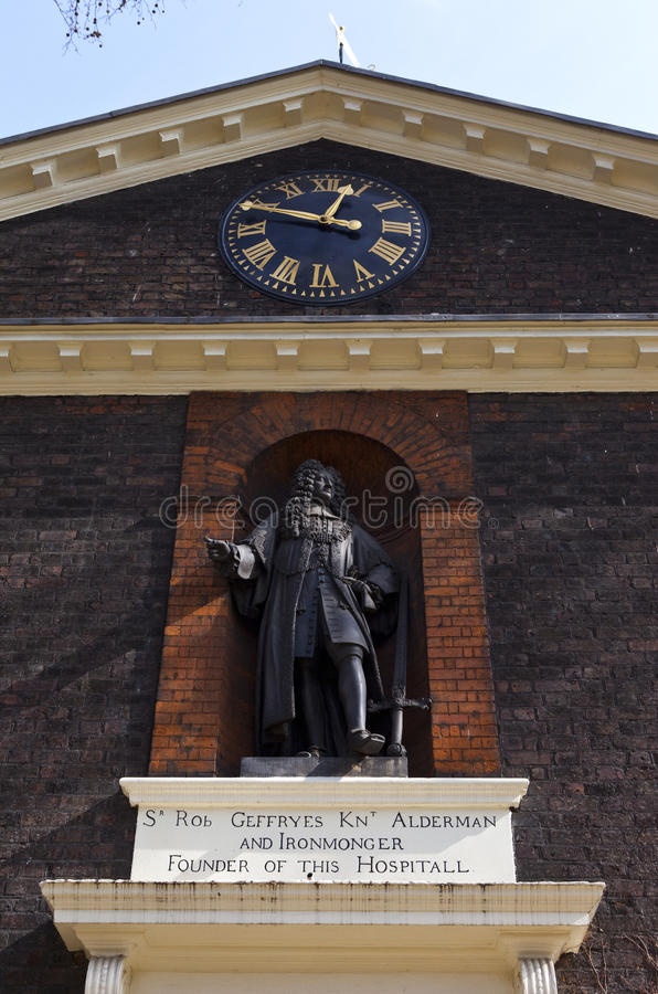 Download Facade Of The Geffrye Museum In London Stock Photo - Image: 23986158