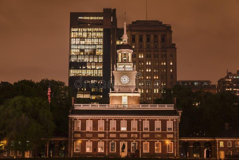 Independence Hall Philadelphia royalty free stock photography