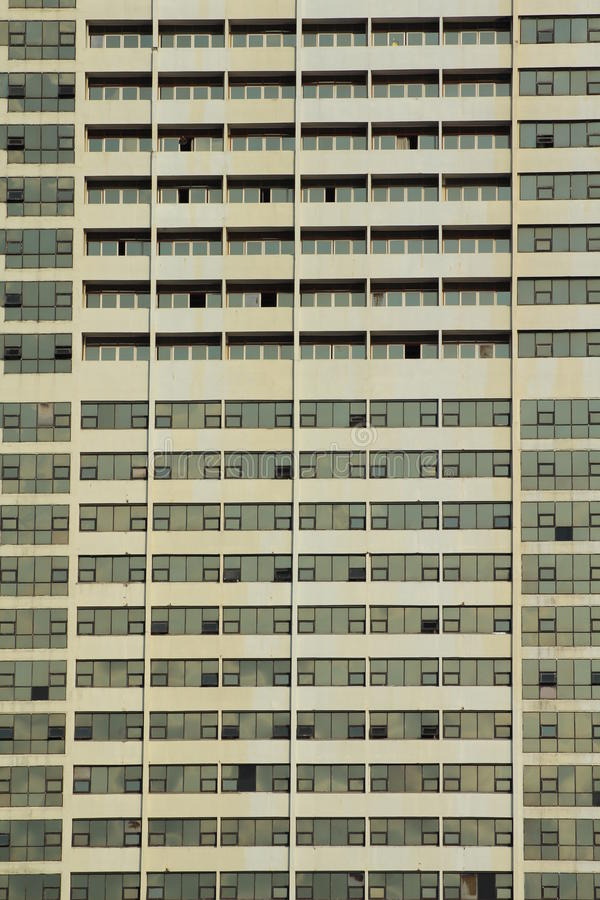 Download Facade of building stock image. Image of concrete, life - 29848241