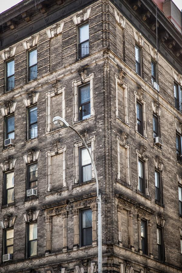 Free Facade On Vintage New York City Apartment Building Royalty Free Stock Photo - 108050605
