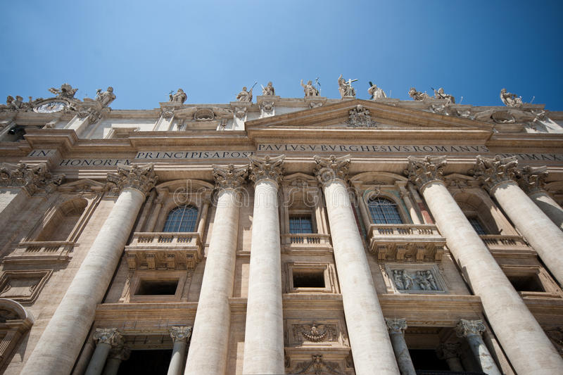 Download Facade Of San Pietro Stock Photography - Image: 19814832