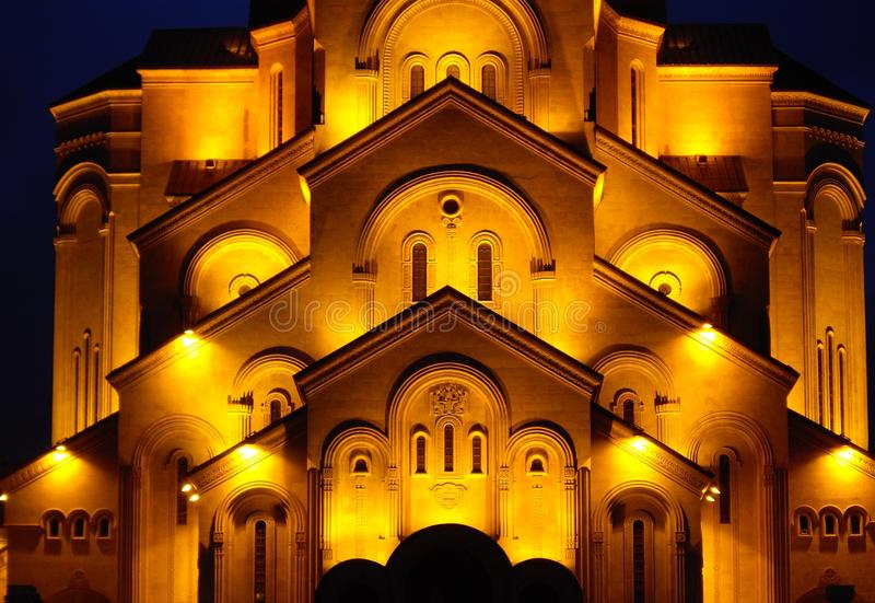 Download Facade Of St. Trinity Cathedral Royalty Free Stock Photos - Image: 14169458