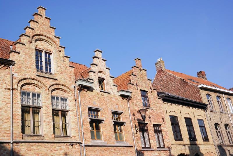 facades royalty-vrije stock fotografie