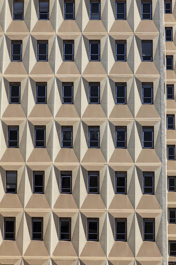 facades stock afbeelding