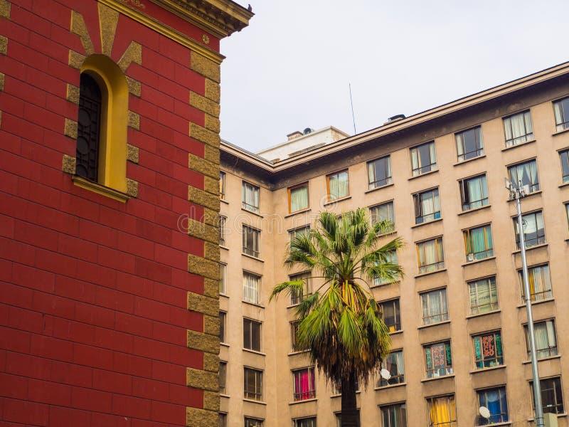 facades royalty-vrije stock afbeelding