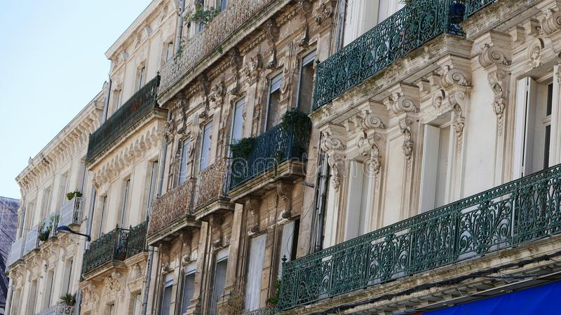 facades stock foto