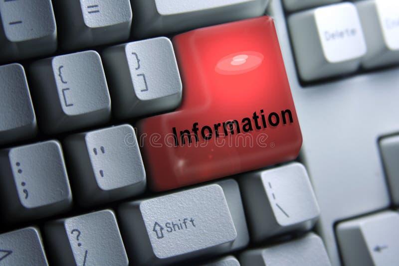 Faccia pressione per informazioni immagine stock libera da diritti