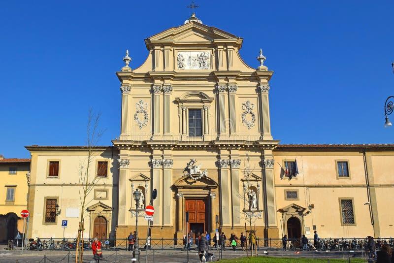 Facciata della chiesa di san marco firenze immagine for Esterno basilica di san marco