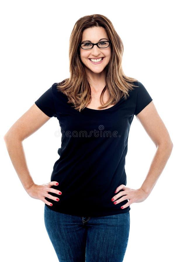 Download Facciavi Gradiscono Il Mio Casuale Immagine Stock - Immagine di usura, eyeglasses: 56878387