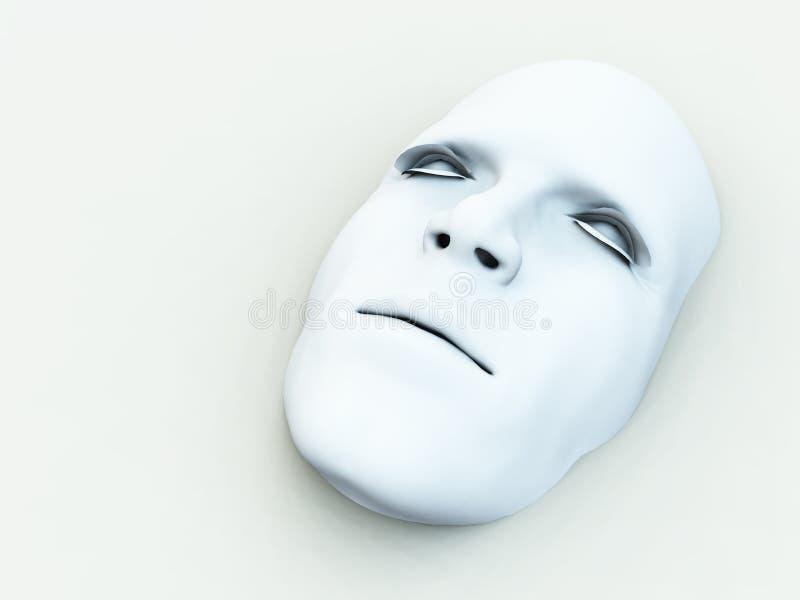 Download Face 2 stock illustration. Image of human, nostrils, face - 5050476