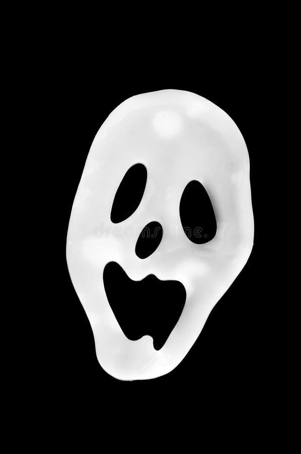 Face assustador de Halloween fotos de stock royalty free
