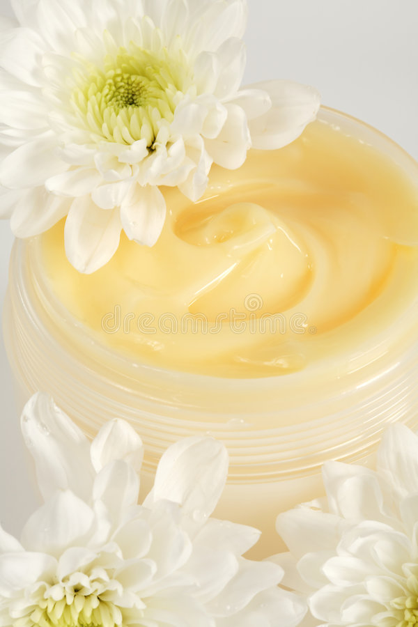 Download Face or body cream stock photo. Image of emulsion, cure - 2580956