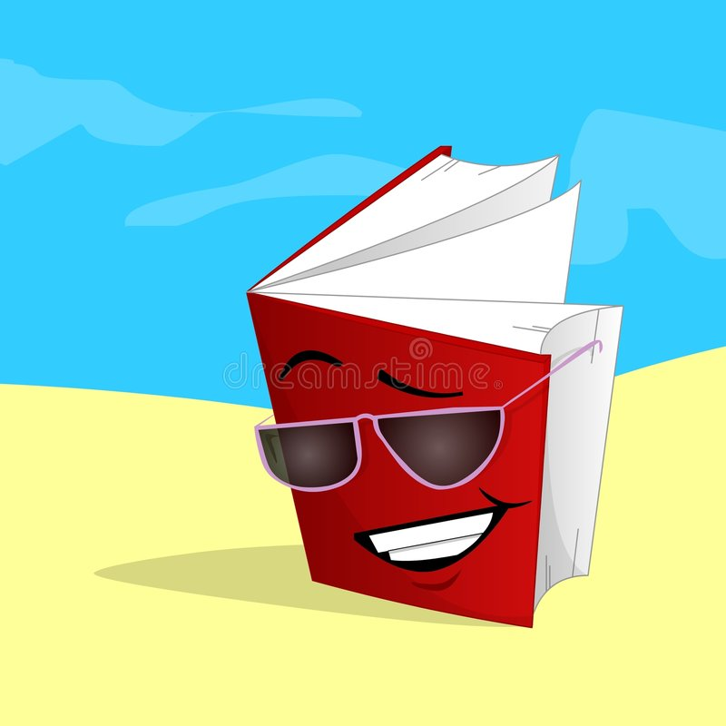 Download Face book stock illustration. Image of character, beach - 5941081