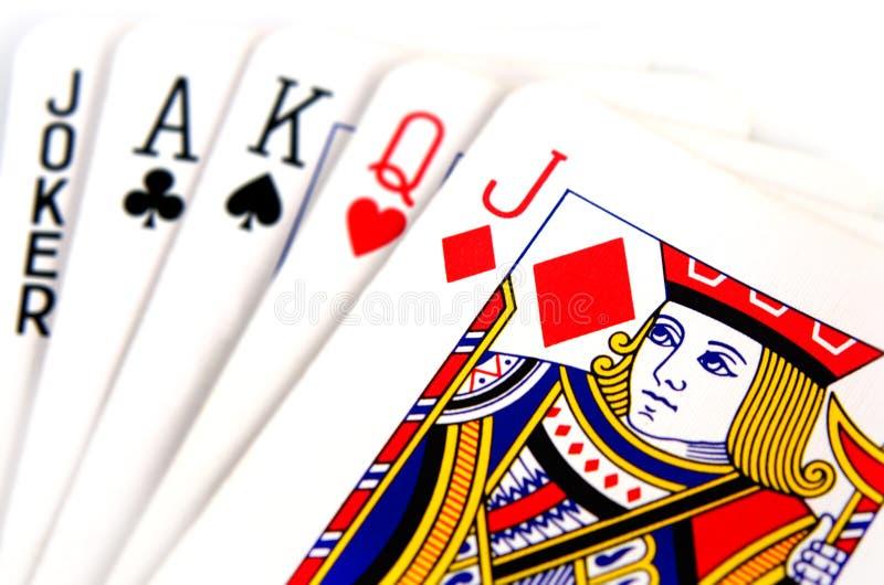 Poker chip values