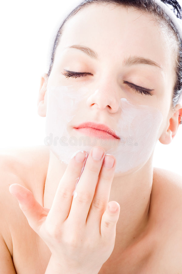Face care stock images