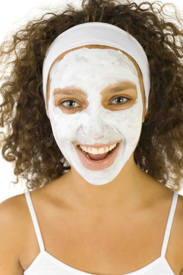 Download Face care mask stock photo. Image of prettification, complexion - 3216298