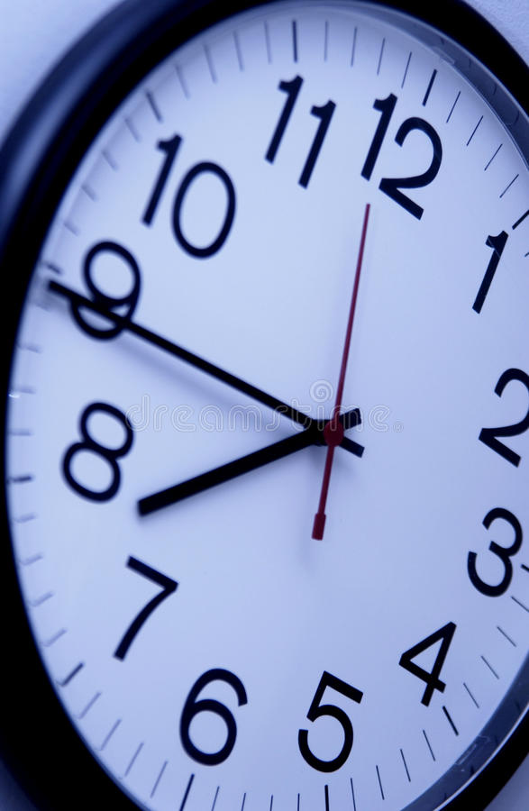 Download Face Of A Clock Royalty Free Stock Photography - Image: 18791617