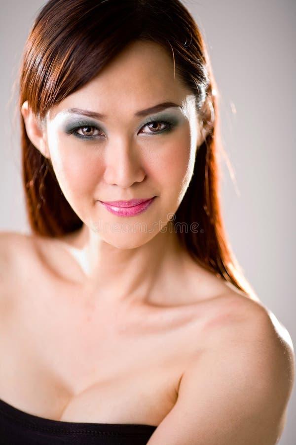 Face da mulher fotos de stock royalty free