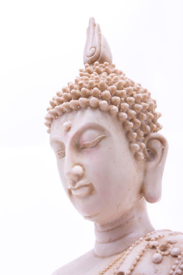 Face de Buddha fotos de stock