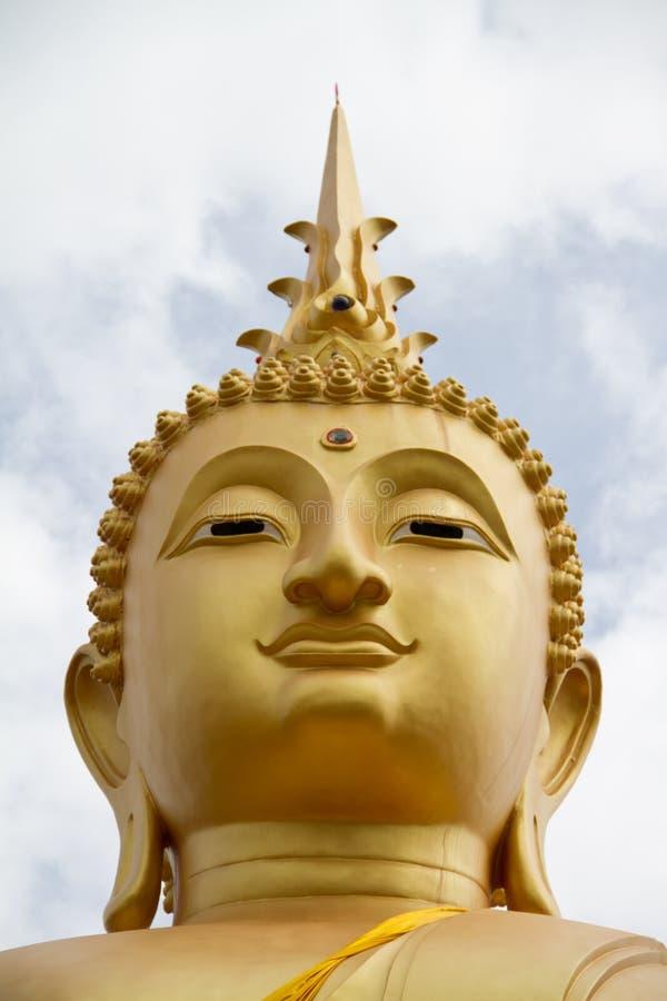 Download Face de buddha imagem de stock. Imagem de nuvem, azul - 26517103