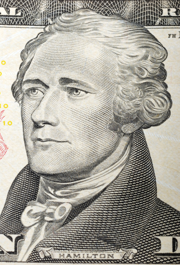 Face de presidente foto de archivo libre de regalías
