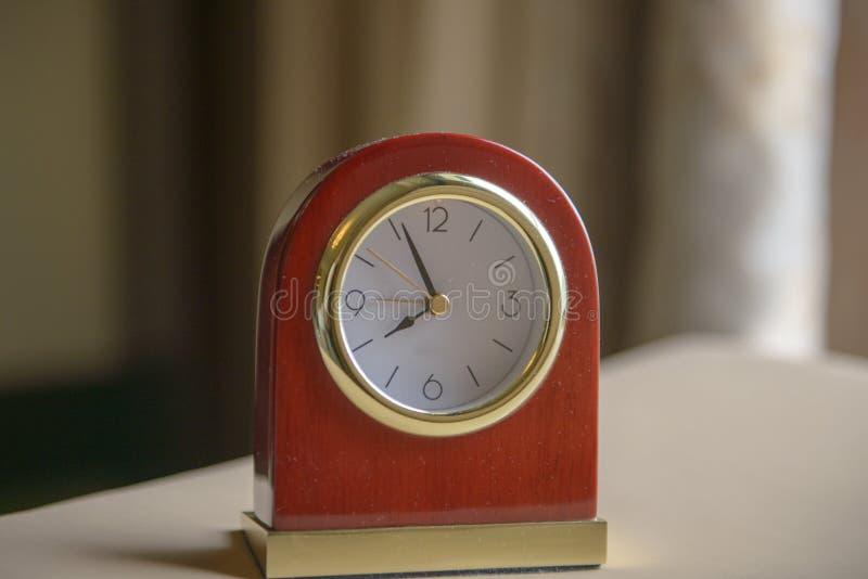 Face do relógio, macro foto de stock royalty free