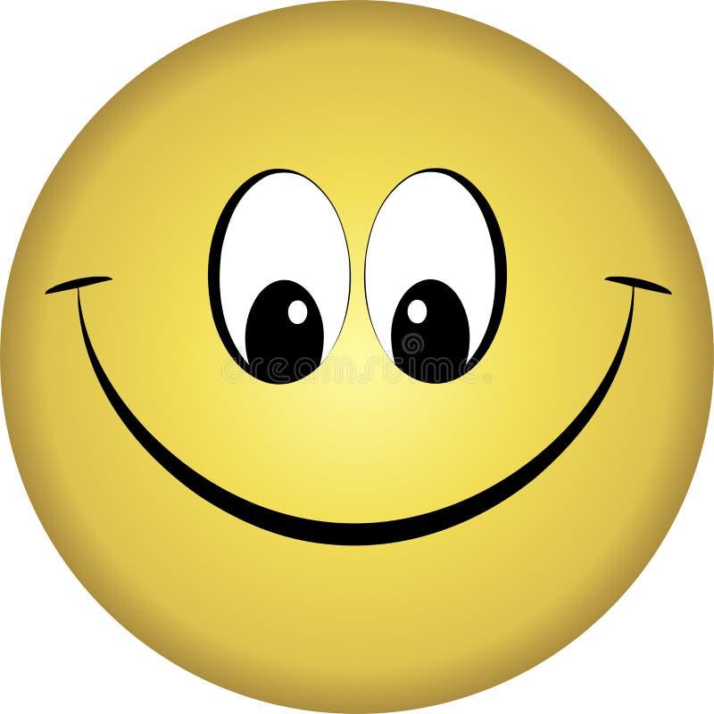 Download Face do sorriso ilustração do vetor. Ilustração de sorriso - 26500691