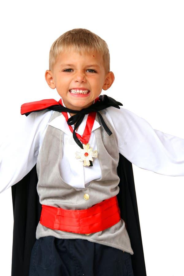 Face do vampiro fotos de stock