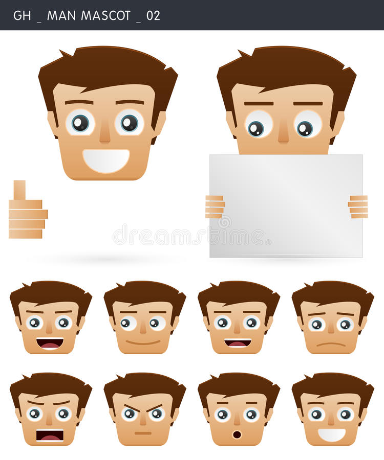 Face expressions 02