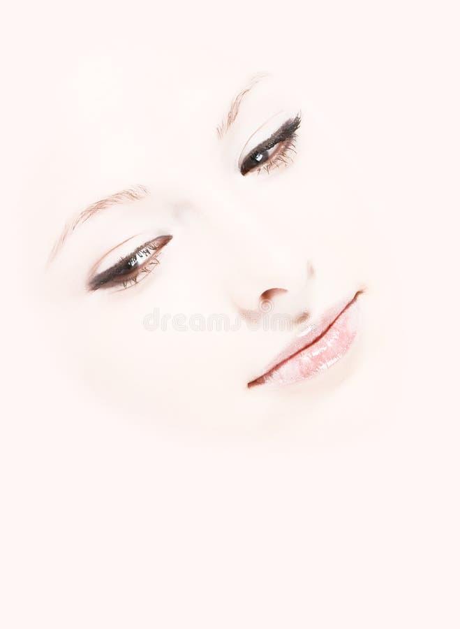 Face fresca do Close-up fotos de stock