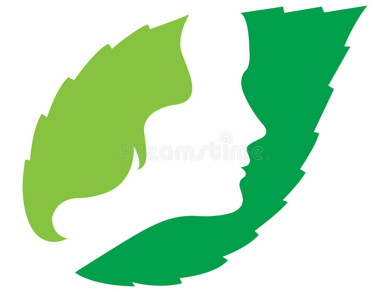 Download Face logo stock illustration. Image of company, editable - 10133791