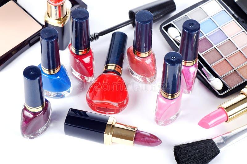 Face Make-up Set Stock Images
