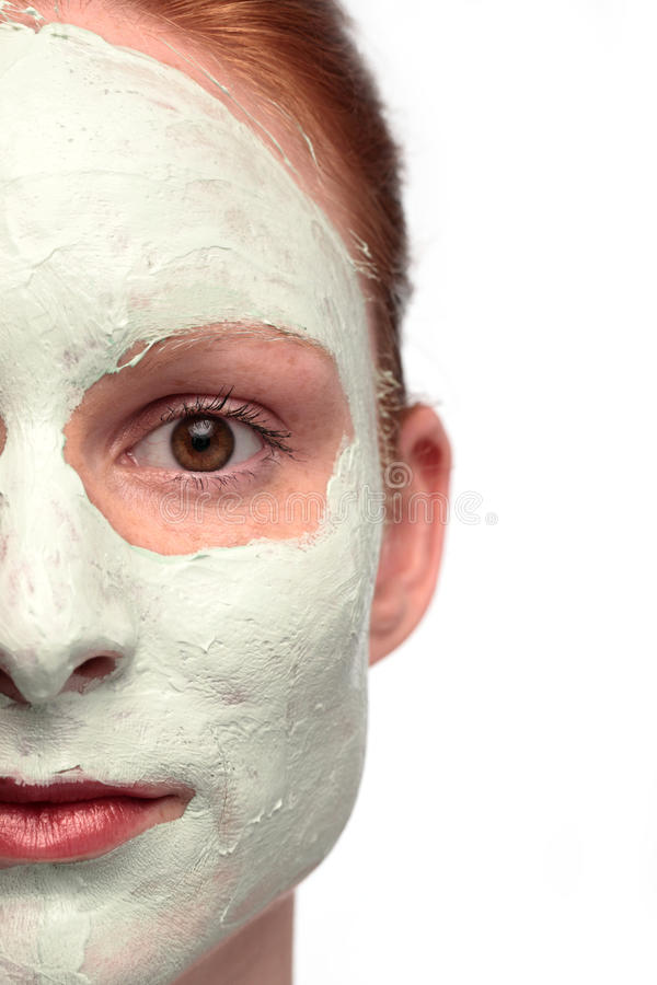 Download Face Mask stock photo. Image of mask, person, treatment - 13722442