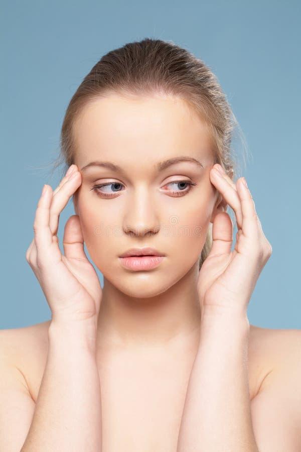 Download Face Massage Stock Image - Image: 18507751