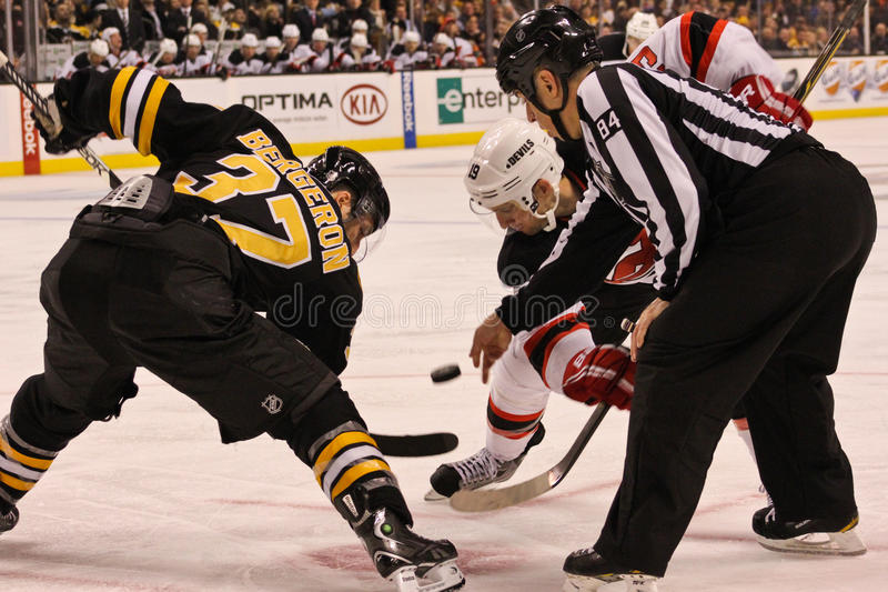Download Face-off editorial stock photo. Image of bergeron, patrice - 28946688