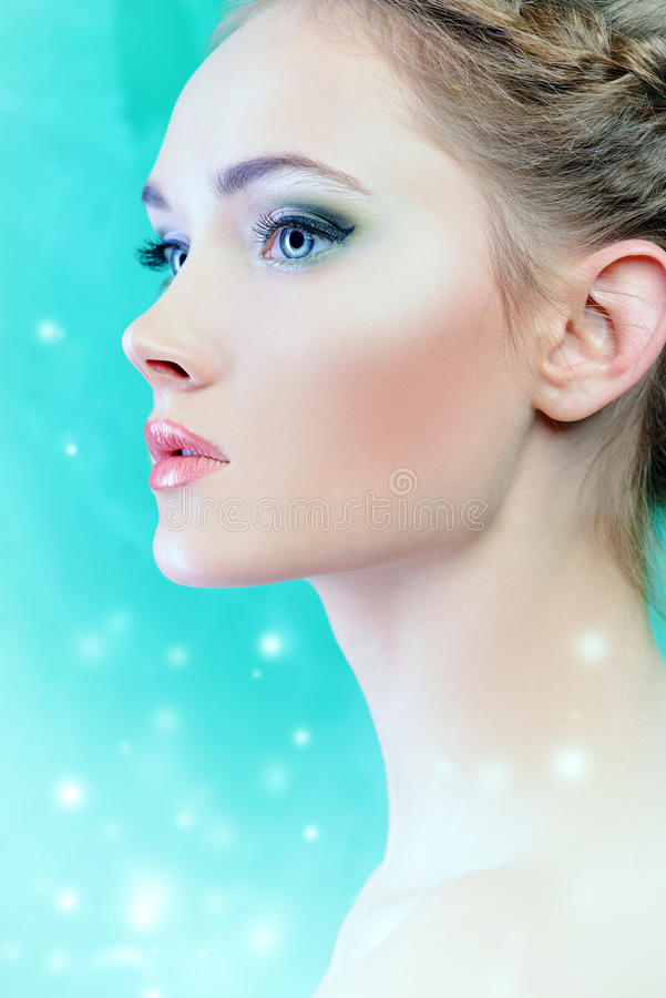 Face perfect stock images