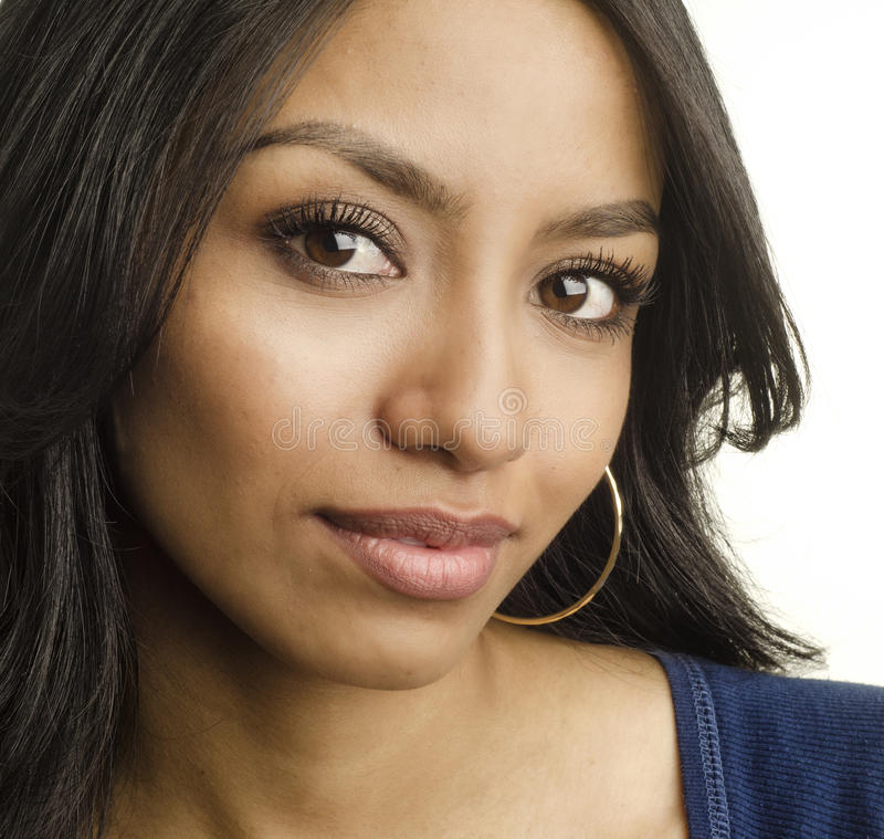 Download Face Of Pretty Teenage Woman Stock Images - Image: 24302664