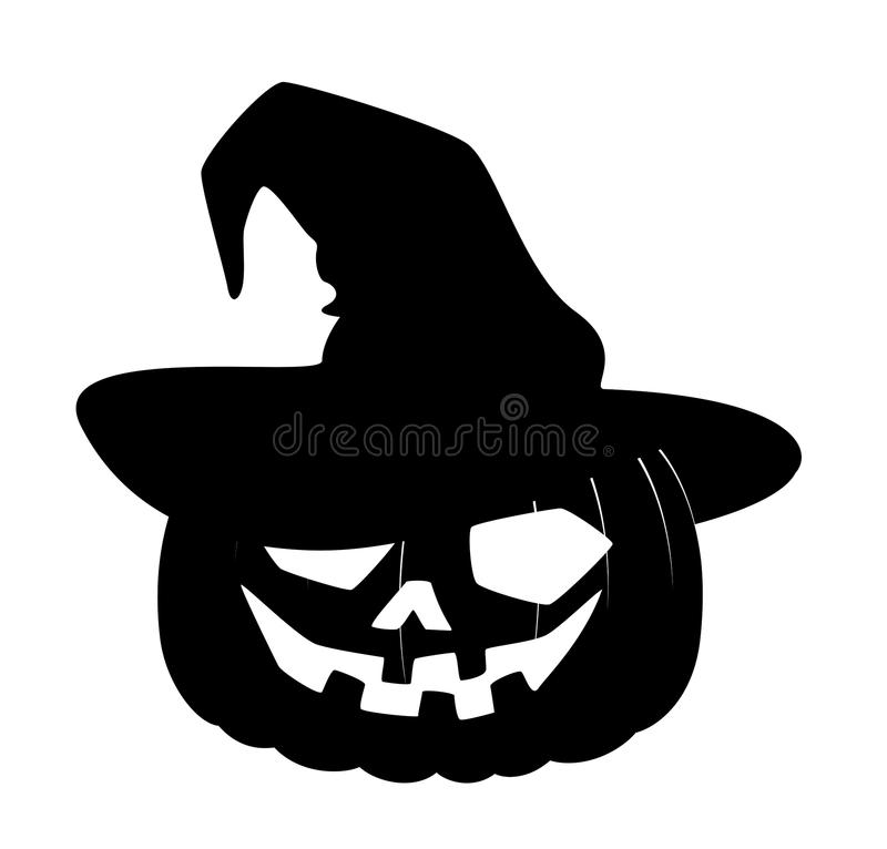 Download Face of pumpkin stock vector. Image of ghost, dark, mouth - 11603365