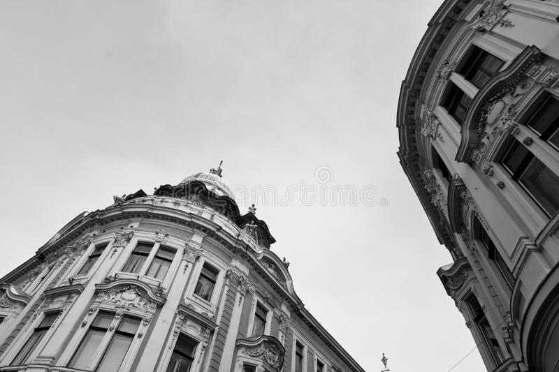 Download Face to face stock image. Image of historic, cluj, building - 13286945